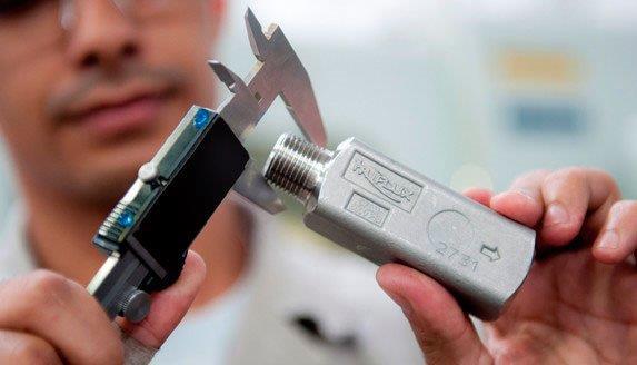 Fábrica de válvulas para instrumentação